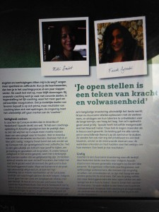 artikel Coaching Magazine deel 2