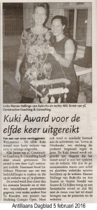 AD-Kuki Award 5 feb 2016