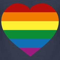 Rainbow-Flag--)-T-Shirt